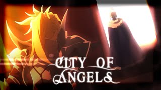 History of Saber - Mordred doesn't have capacity of a King - City of Angels