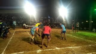 Vande Mataram vs Mahadev club Kabaddi match 2018 (part:-2)