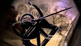 Da Vinci's Demons opening.