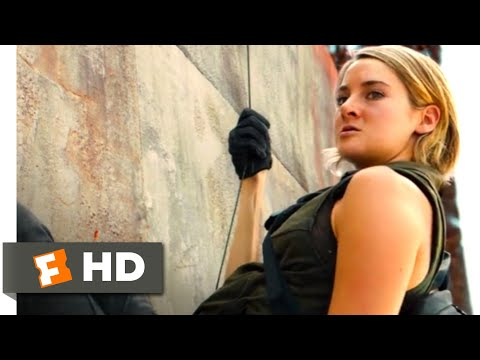 Xxx Mp4 The Divergent Series Allegiant 2016 Over The Wall Scene 1 10 Movieclips 3gp Sex