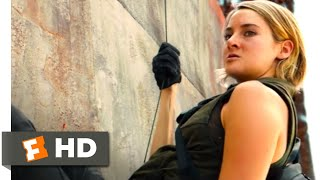 The Divergent Series: Allegiant (2016) - Over the Wall Scene (1/10)   Movieclips