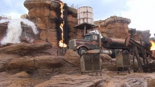 Disneys Hollywood Studios Backlot Studio Tour On-ride (Complete HD Experience) Hollywood Studios WDW