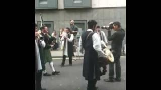 Street dhol in London