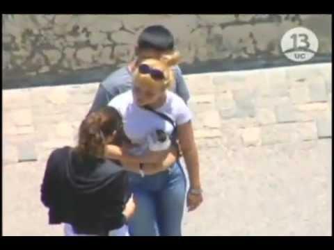 Camara oculta a pareja Flaite YouTube