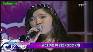 """[HD]Charice """"Come What May""""(Air Supply) @ Boy & Kris Show"""
