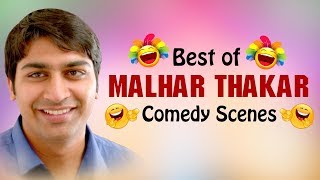 Best Of Malhar Thakar : Comedy Scenes  - Superhit Gujarati Films CHHELLO DIVAS, PASSPORT, THAI JASHE