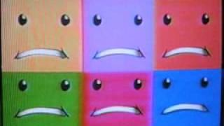 Nick Jr. Face has Many Faces
