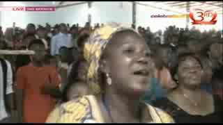 Apostle  ( Prof) Johnson Suleman Live Sunday service 29th May 2016
