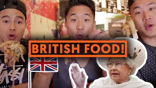THE BEST FISH AND CHIPS (British Food) - Fung Bros Food