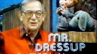 Mr. Dressup Promo 1986