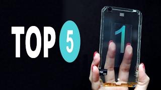 TOP 5 Trending China Tech 2017