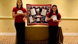 FCCLA STAR Events Demonstration Focus on Children Senior (Mountain View)