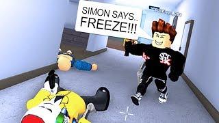 SIMON SAYS IN ROBLOX
