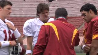 USC Football 2008 - Steve Sarkisian Mic