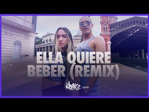 Xxx Mp4 Ella Quiere Beber Remix Anuel AA Ft Romeo Santos FitDance Life Coreografía Dance Video 3gp Sex