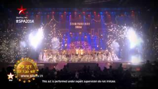 STAR Parivaar Awards 2014: A stunning act by Durga and Gunjan