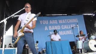 The Maine - Am I Pretty? - Warped Tour 2016 - Phoenix, AZ - 8.4.16