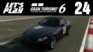 Let's Play Gran Turismo 6 - Part 24 - NA Sports Series