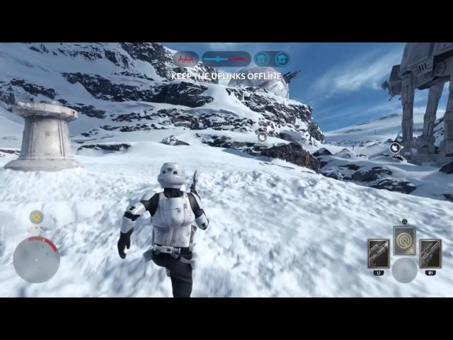 Star Wars Battlefront: Walker Assault #70* (Imperial) [1080 HD]