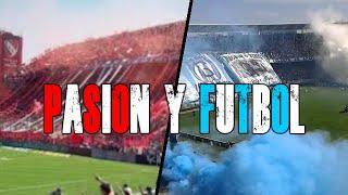 Duelo de Hinchadas: Racing vs Independiente