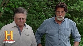 Curse of Oak Island: A Grave with the Cross of the Knights Templar (Season 4, Episode 1) | History