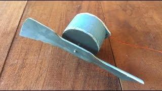 How to repair a broken motor to PVC motor