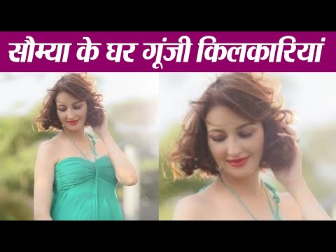 Xxx Mp4 Saumya Tandon Welcomes Baby Boy Check Out FilmiBeat 3gp Sex
