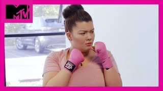 Amber Prepares To Throw Down | Teen Mom OG | MTV