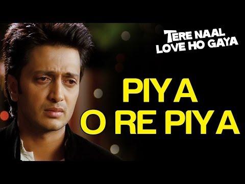 Xxx Mp4 Piya O Re Piya Sad Video Song Tere Naal Love Ho Gaya Riteish Deshmukh Genelia D Souza 3gp Sex