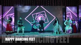 Iski Uski | Happy Dancing Feet | Bride's Sister & Friends | Sangeet | Indian Wedding Dance