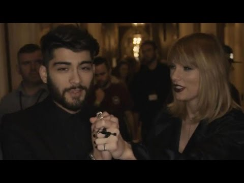 Download Behind the Scenes of Taylor Swift and Zayn Malik's New Music Video, 'I Don't Wanna Live Forever' On Musiku.PW
