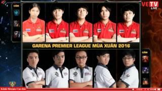 SAJ vs BKT Trận 2 Chung Kết GPL mùa xuân 2016 [10.04.2016] HD