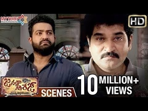 Xxx Mp4 Jr NTR Amp Rajiv Kanakala Best Performance Best Dialogues Amp Fight Scene Janatha Garage Movie 3gp Sex