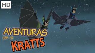 Aventuras com os Kratts - Como viver a vida aventurosa (1 HORA!)