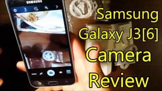 Samsung Galaxy J3 [ 2016 ] Foto e Video Test 1:1 | Camera Review