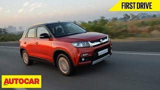 Maruti Vitara Brezza | First Drive | Autocar India