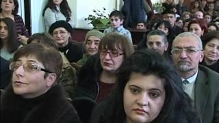 LORI TV - Հանդիսավորությամբ նշվեց Լենա Անթառանյանի 65-ամյակը