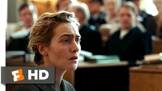 The Reader (6/10) Movie CLIP - Auschwitz Choices (2008) HD