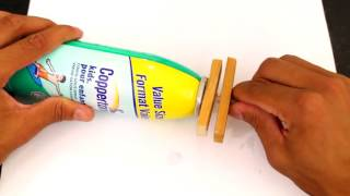 How to Make a Compressed Air Can   YouTube cut AMAZING !! - Ideias Lifehack