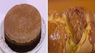 كيك ترافل الشوكولاتة - خبز القرفة السويدي | زي السكر حلقة كاملة