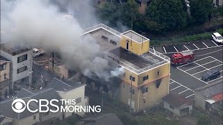 At least 23 presumed dead after suspected arson attack in Japan