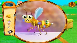Baby Beekeepers -  Rescue and Take Care for Bees | Fun Game for Kids
