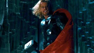 Thor vs The Frost Giants - Battle of Jotunheim (Scene) Movie CLIP HD