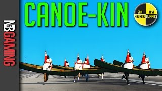 GTA 5 Mods - Canoe-Kin - San Andreas Test Dummies Ep. 80 - GTA 5 Funny Moments and Mods