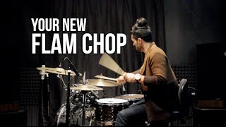 Your New Flam Chop - Drum Lesson with The Orlando Drummer