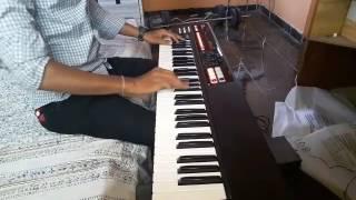 Ugavla tara on keyboard