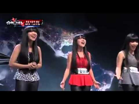 Amazing Group From Philippines Sing Let It Go On Korean Show