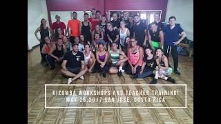 Kizomba Harmony Teacher Training Costa Rica