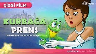 Kurbağa Prens çizgi film masal 18 - Adisebaba Çizgi Film Masallar