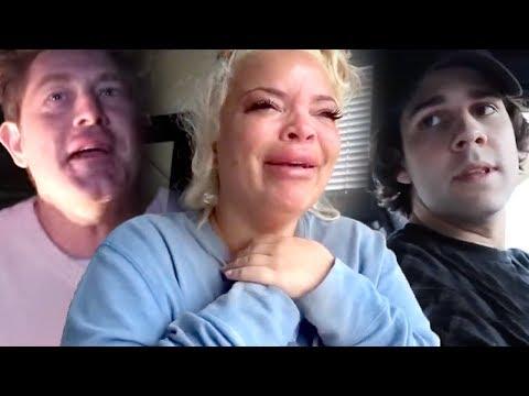 Xxx Mp4 Trisha Paytas EXPOSES David Dobrik Amp Jason Nash In Deleted Video 3gp Sex
